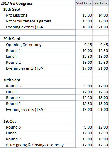 Draft Event timetable 6thMay2016.xlsx